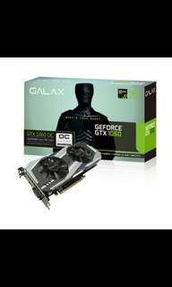 Galax gtx 1060 6GB OC