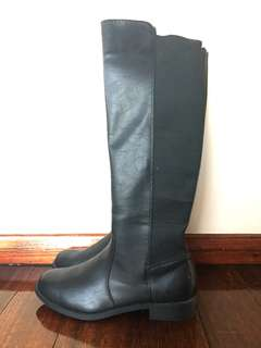 Cotton On Knee High Boots Brand new!