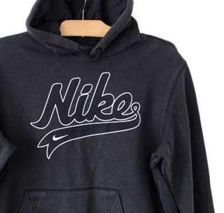 Nike vintage black hoodie/jumper