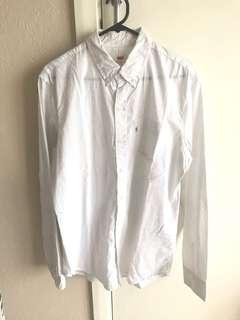Levi's White T shirt full cotton