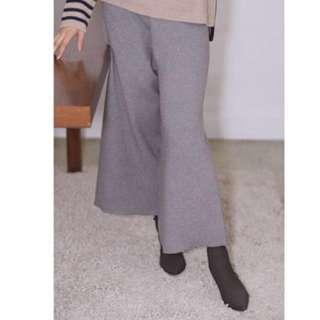 🚚 Dress code不收邊針織褲 dresscode