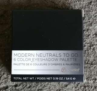 Bhcosmetics Neutrals to go Palette
