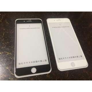 9H 滿版IphoneX 8 8plus 7 7plus 6 6plus 6s 6splus 品質保證