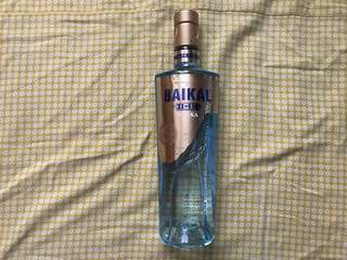 Baikal Ice Vodka 伏特加 500ml