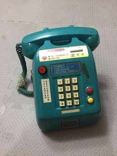 🚚 投幣式電話
