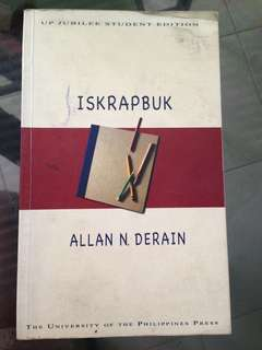 Allan Derain - Iskrapbuk