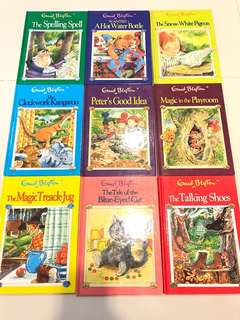 Enid Blyton Story book (set of 9 books)
