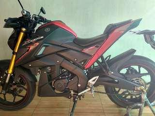 Yamaha Xabre 2016 Mulus like new