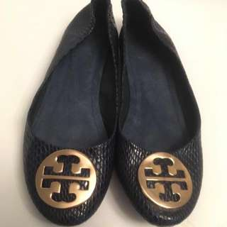 Authentic Tory Burch Flats size 8:5