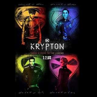 [Rent-TV-SERIES] KRYPTON Season-1 (2018) Episode-7/8 added [MCC001]