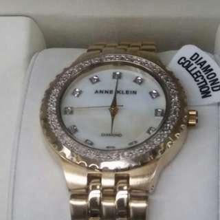 brand new anne klein watches
