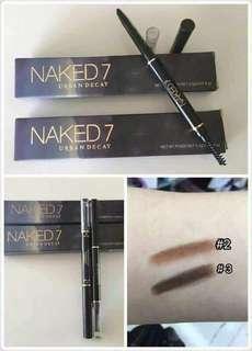 Naked7 Eyebrow Rotate with Brush