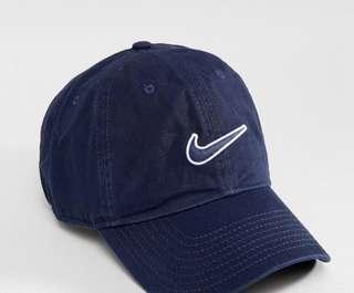 Nike Navy Cap