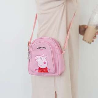 (PO) Peppa Pig Sling Bag for Toddler