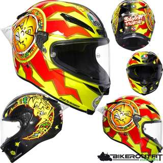 Agv pista gpr rossi 20th