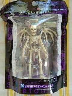 Pose Skeleton Human Devil