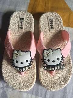 Hello Kitty Rubber Slipper