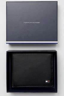 Original Tommy Hilfiger Leather Wallet