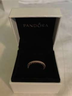 Pandora Rose Hearts Of Pandora ring size: 52
