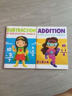 K2 maths (addition and subtraction)