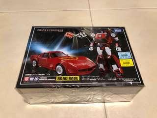 Transformers masterpiece Mp 26 road rage BRAND NEW
