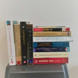 accounting studies textbooks