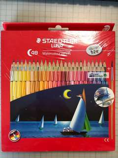 BNIP Staedtler Luna 48 Watercolor pencils