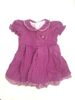 Lovely Lace Baby Dress Size M