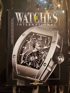 Watches International XI