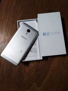 Meizu Metallic M3 Note