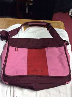 """Baby """"To go """" bag"""