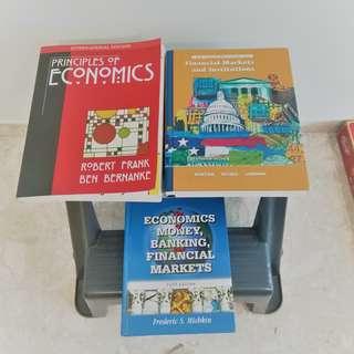economics studies textbooks