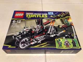 Lego 79101 ninja turtles