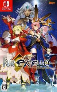 Nintendo Switch Fate Extella: The Umbral Star