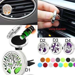 Business Post : Essential Oil Car Diffuser Clips