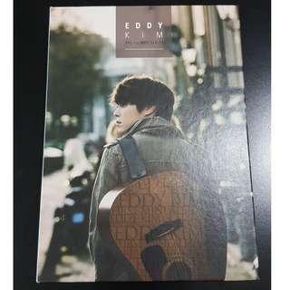 Eddy Kim The 1st MinI Album