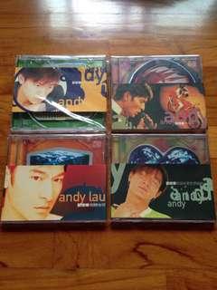 刘德华 限量形状版 CD 1997