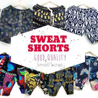 Printed SWEAT SHORTS [small]