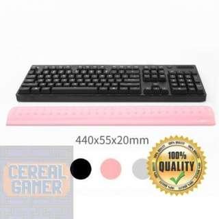 🚚 BN Pink Memory Foam Keyboard Hand Rest