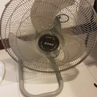 Sona industrial fan