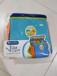 Lucky Baby Vibe Travel Insualted Mini Hold All