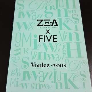 ZE:A Five - Voulez Vous
