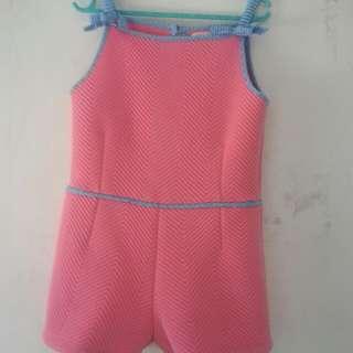 Gingersnap jumpsuit size 6