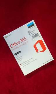***NEW***MICROSOFT OFFICE 365 PERSONAL SUBSCRIPTION