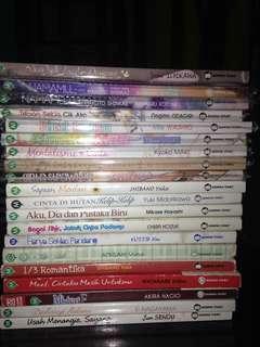 Manga Comics (Malay)