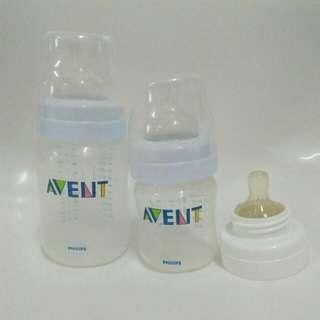 Avent 🍼 2 bottles combo
