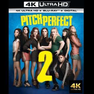 [Rent-A-4K-Movie] PITCH PERFECT 2 (2015)