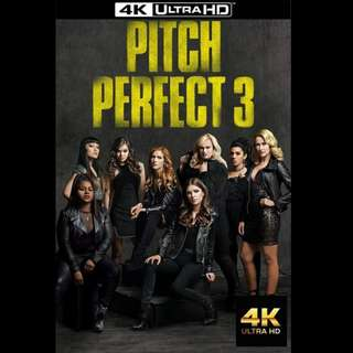 [Rent-A-4K-Movie] PITCH PERFECT 3 (2017)