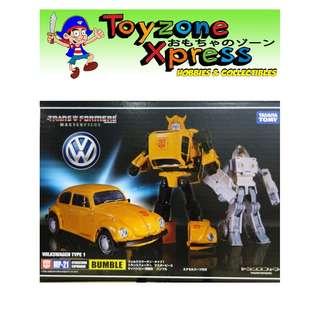 Takara Tomy - Transformers Masterpiece MP-21 Bumblebee