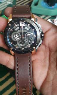Jam tangan expedition kulit